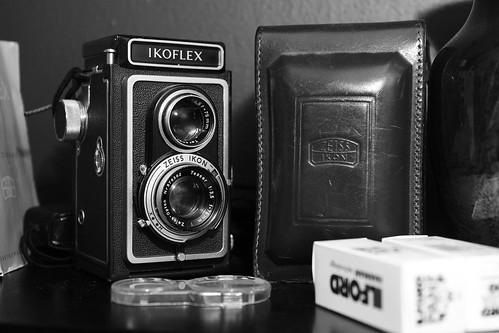 Grandpa's camera