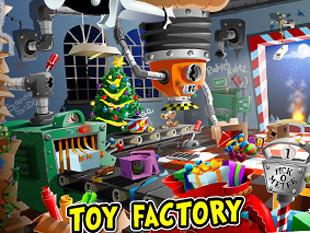 free Return of the Rudolph slot bonus game