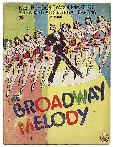 BroadwayMelodyProgram01