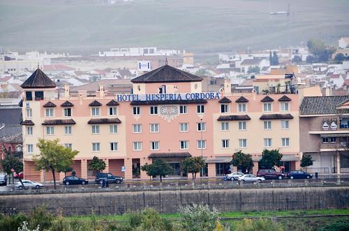 Hotel Hesperia Cordoba - Vista exterior