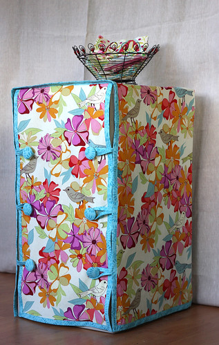 file cabinet cover sewing pattern 3