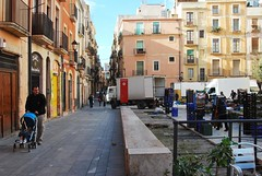 Tarragona (Fernando Mandujano) Tags: catalonia catalunya romanempire catalua tarragona mediterrneo middleage romanruins romanamphitheater mediterraneansee edadmedia romanbuildings medivalcity