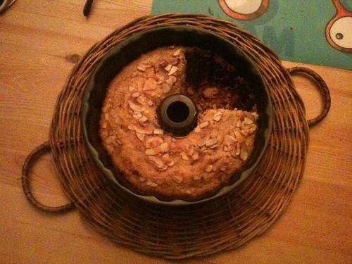 Day 1: Bundt cake