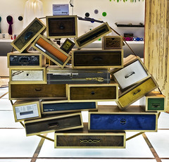 $65,000 Dollar Chest of Drawers (mrkyle229) Tags: las vegas canon cosmopolitan 2011 60d