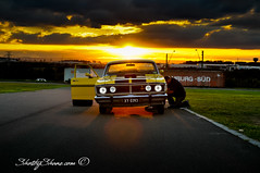 XY sunset (Shot by Shane) Tags: cars ford nikon sydney australia racing ute falcon gt andra drags dragracing xy d300 prostock easterncreek sydneydragway