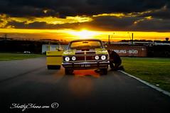 XY sunset (Shot by Shane) Tags: cars ford nikon sydney australia racing ute falcon gt andra drags dragracing xy d300 prostock easterncreek sydneydragway