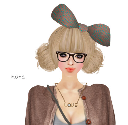NHA! Necklace Love (Gift April)