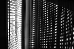 Blinds. (Urban Camper.) Tags: lighting shadow urban blackandwhite sunlight white black color window minnesota composition self fun photography photo stream shoot photographer open shot angle blind sale snapshot minneapolis pic snap camper geo urbancamper printsavailable printavailable andrewcasey andrewcaseyphotography urbancamperphotostream urbancamperphoto urbancamperphotography andrewcaseysphotography