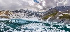 Serrù Lake (Ettore Trevisiol) Tags: ettore trevisiol nikon d7200 nikkor 18 70 d300 tokina 11 20 55 200 gran paradiso national park mountain landscape snow ice