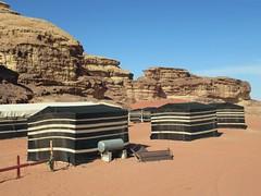 Goat-hair Tents (D-Stanley) Tags: wadirum desert aqaba jordan