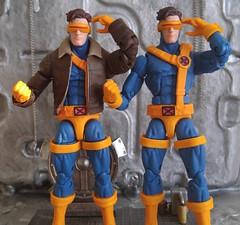 Cyclops (peanutsinspace) Tags: marvelcomics marvellegends hasbro hasbrolegends xmen cyclops scottsummers actionfigures toys