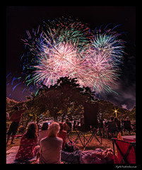 Ala Moana 4th of July 2017 (madmarv00) Tags: 4thofjuly alamoanabeachpark d800 fireworks nikon hawaii honolulu kylenishiokacom night oahu