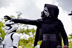 Star Wars: A Galaxy Far, Far Away (disneylori) Tags: starwarsagalaxyfarfaraway starwars disneycharacters characters hollywoodstudios waltdisneyworld disneyworld wdw disney kyloren theforceawakens
