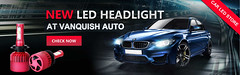 Boost your car boring lights with Vanquish Auto LED Headlights (vanquishauto2) Tags: carheadlights carledstore carledheadlights ledheadlights ledheadlightkits