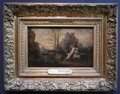 Gustave Moreau : L´Enlévement d´Europe, 1869. (neppanen) Tags: sampen discounterintelligence paris pariisi ranska france museo museum musee art taide kuvataide painting maalaus maalaustaide muséed'orsay d'orsay orsay d´orsay gustave moreau gustavemoreau