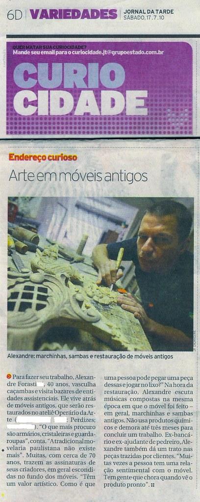 Jornal da Tarde - São Paulo - Brasil