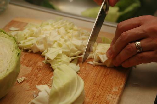 dicedcabbage