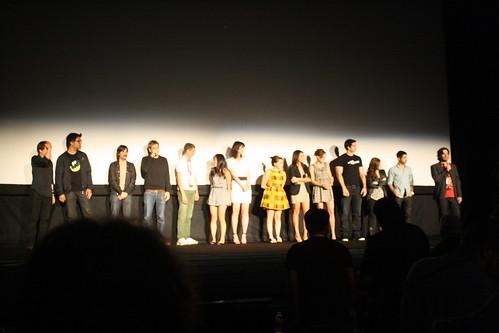 Scott Pilgrim cast.