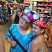 Disneyland day 2 - New hats 1