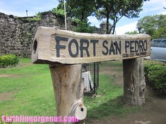 At Fort San Pedro