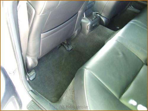 Detallado interior integral Lexus IS200-38