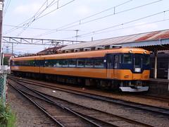 EMU set leaving the station (Matt-The Mechanic) Tags: old japan vintage japanese asia railway trains rails shizuoka oigawa oigawarailway