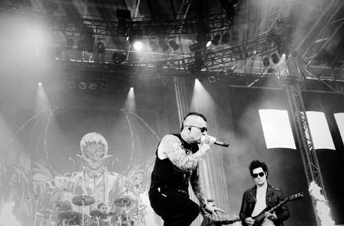 Avenged Sevenfold-photo by Susan Moss by Susan Moss.