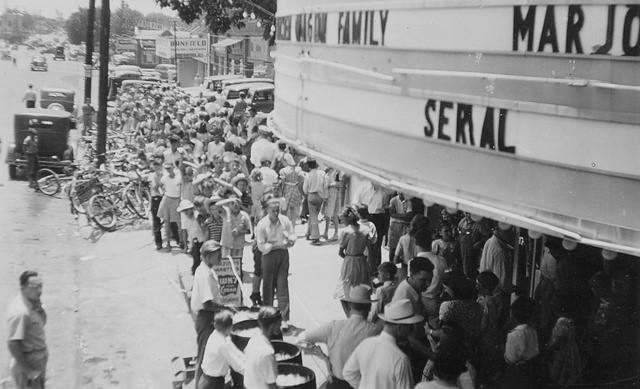 1950s Circle Cinema