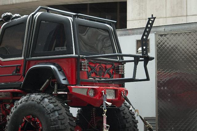 jeep Rollbar Transformers 3