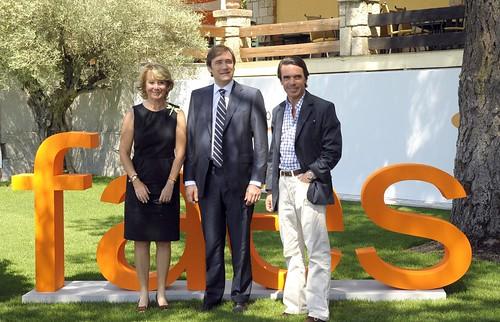 Pedro Passos Coelho em Madrid (8)