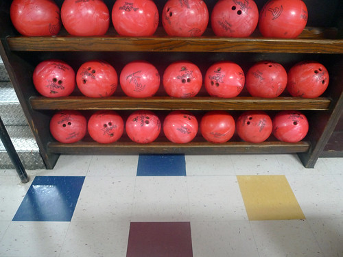 Phil Yoakum's bowling supply