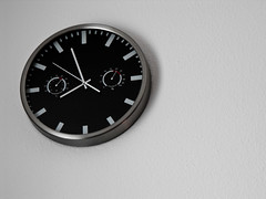 Clock (dimnikolov) Tags: clock wall time away business ticking