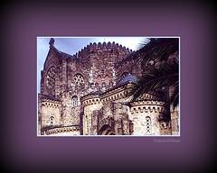 Templo de la Vera Cruz (Franco D´Albao) Tags: church temple arquitectura iglesia slide galicia veracruz templo diapositiva ourense analógico patrimonio religión antoniopalacios cosinac1 ocarballiño francodalbao