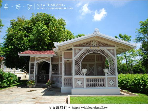 【泰國旅遊】大城之旅|泰皇的渡假聖堂~芭茵夏宮23