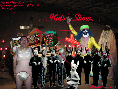 kids show flyer 2010