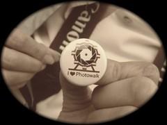 der Photowalk Pin