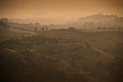 Italy - Tuscany - Sunrise