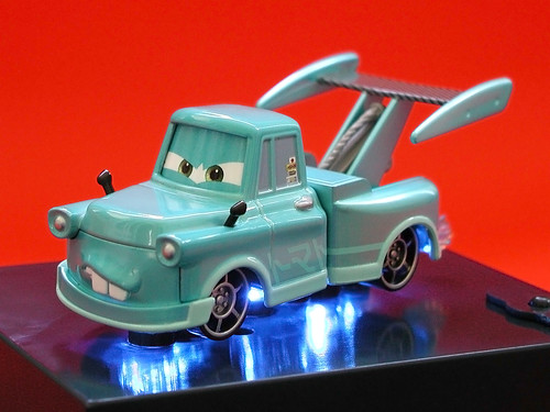 Tokyo Mater Drawing Toon Diecast Tokyo Mater
