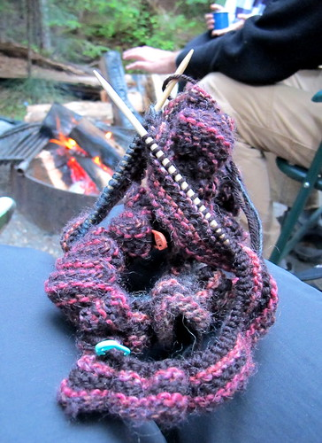 Camp Knitting