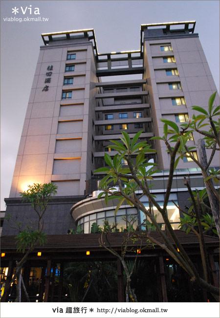 【台南住宿】我在台南遇見峇里島‧桂田酒店21