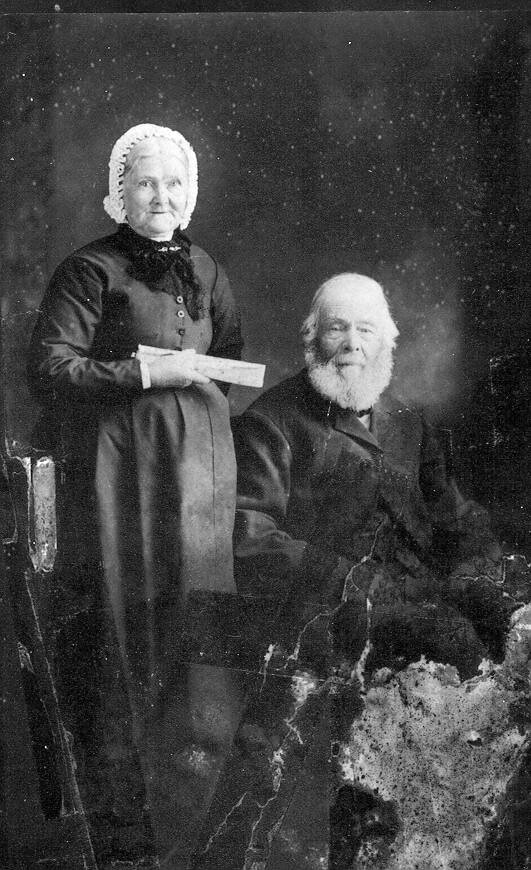 Alexander & Elizabeth MacVay of Lisnagunogue & Little Ridge