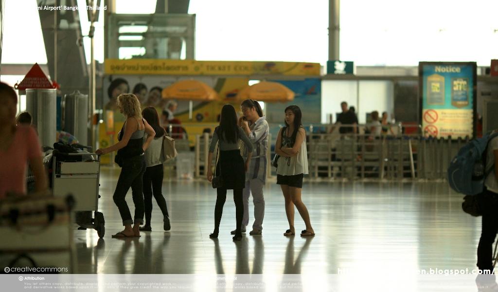 Suvarnabhumi Airport 08