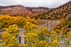 The Road Home (fj40troutbum) Tags: newmexico canon highway chamisa mesa espanola top20nm pojaque gregholland