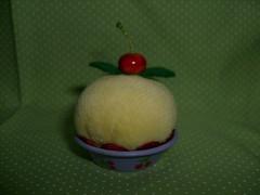 Hummmmm (La Bambina Biscuit) Tags: cupcakes lembrança artesanato mini cupcake manual doce decoração tecido docinho promoção aromático lembrancinhas decorativo minicupcake sachê alfineteiro minidoce