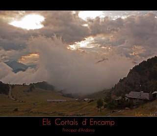 Els Cortals d'Encamp (Principat d'Andorra)
