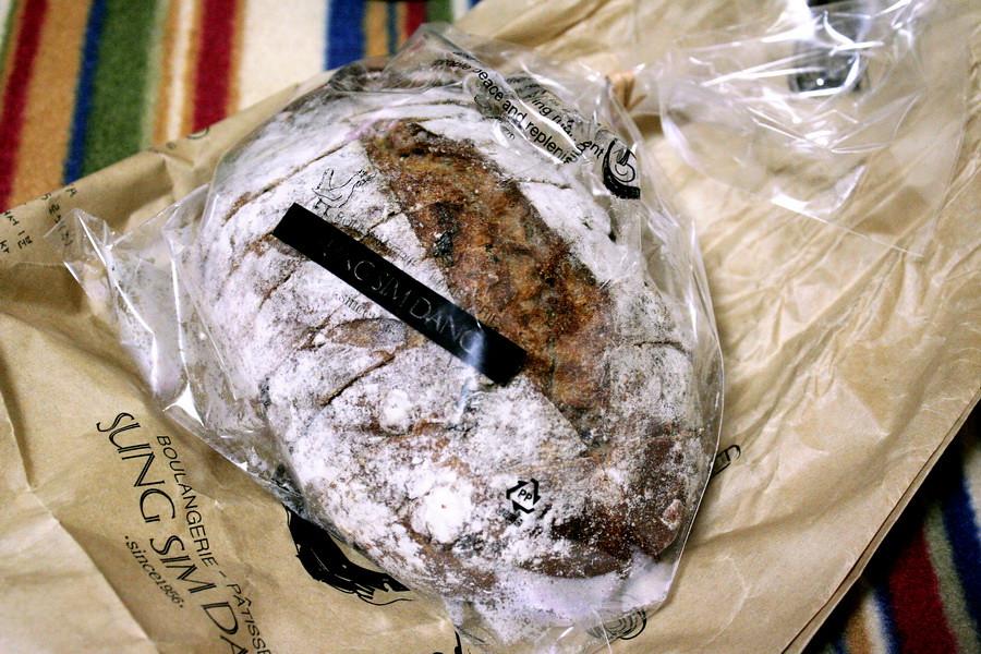 Redwine bread