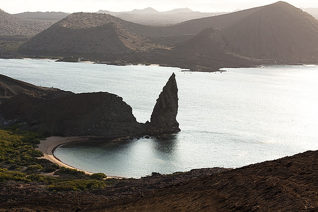 The Galapagos, Pinnacle rock