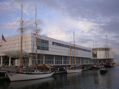 Tall Ships at Discovery World