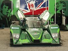 Drayson Racing Lola B09/60, Mosport