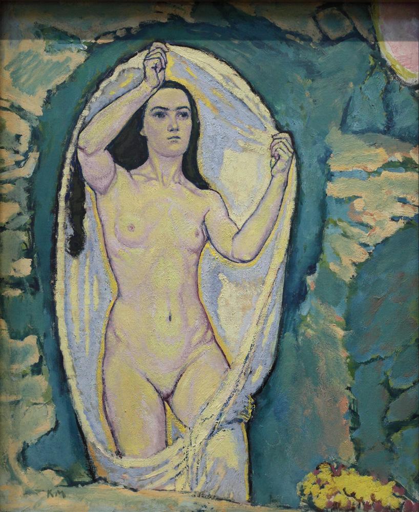 "Koloman Moser, ""Venus in der Grotte"", c 1914"
